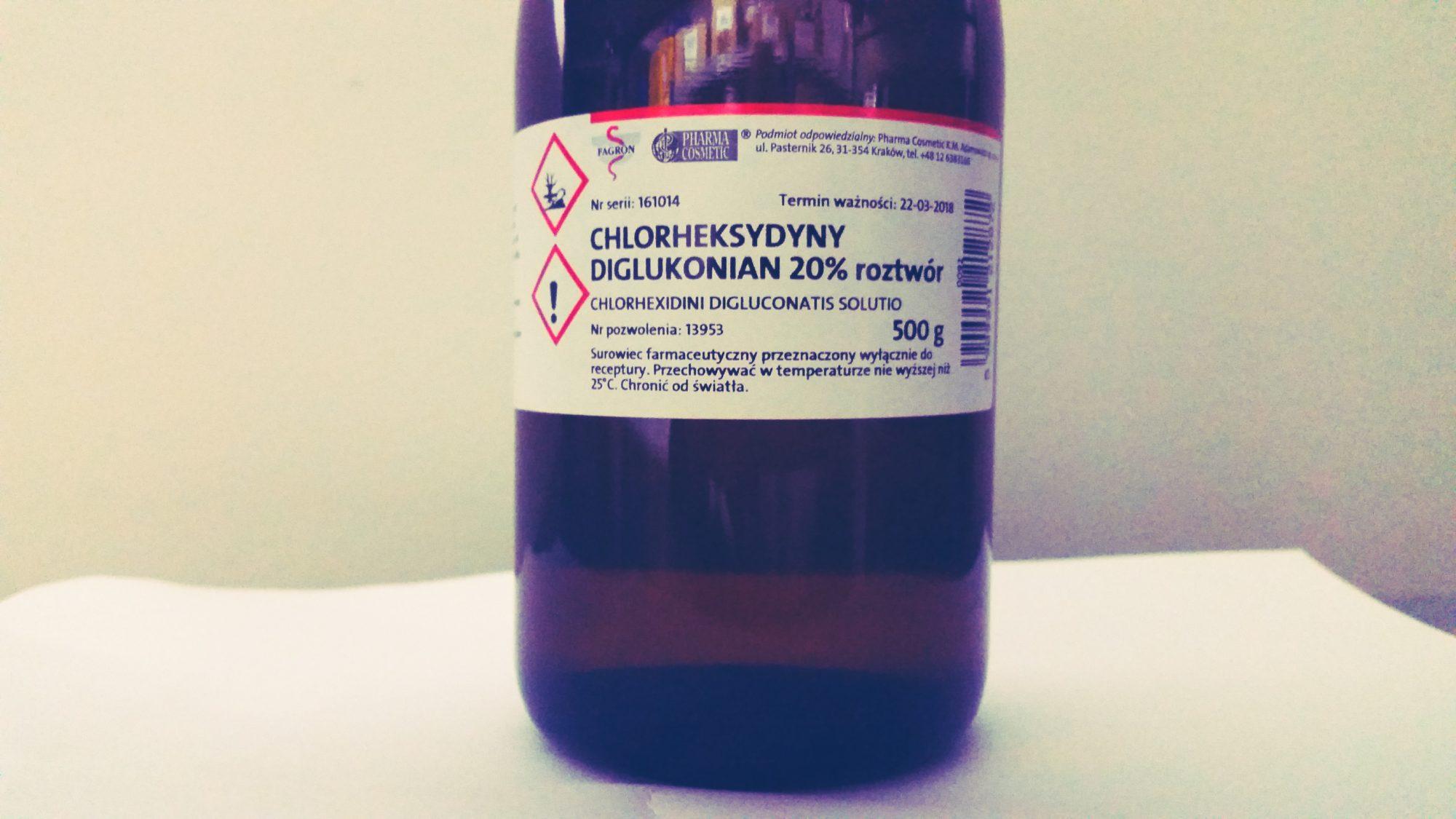chlorheksydyna